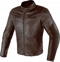 Dainese Stripes D1, leather jacket
