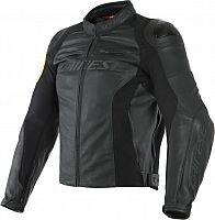 Dainese VR46 Pole Position, leather jacket
