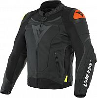 Dainese VR46 Victory, leather jacket