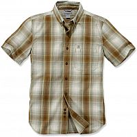 Carhartt Essential Plaid, Short sleeved shirt