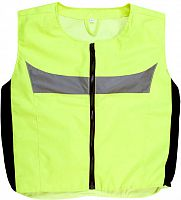 Germot Carlow, warning vest