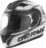 Germot GM 420 Graphic, integral helmet kids