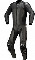 Alpinestars GP Plus V3 Graphite, leather suit 2pcs.
