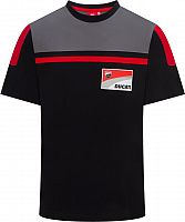 GP-Racing Apparel Ducati Corse Contrastyoke, t-shirt