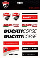 GP-Racing Apparel Ducati Corse big, sticker set