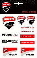 GP-Racing Apparel Ducati Corse medium, sticker set