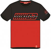 GP-Racing Apparel Marc Marquez Mm93 Contrast Yoke, t-shirt