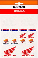 GP-Racing Apparel Repsol Racing medium, sticker set