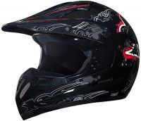 Grex C1 Decor, cross helmet