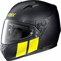 Grex G6.2 Stripes, integral helmet