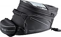 Held Campo, tank bag velcro-system