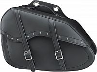 Held Cruiser Drop, saddle bag with rivets