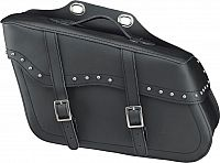 Held Cruiser Taper, saddle bag with rivets