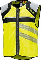 Held Flashlight LED, high visibility vest