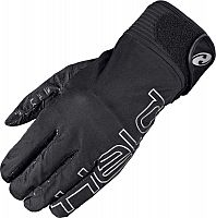 Held Rain Skin, over gloves