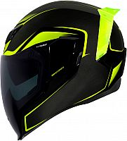 Icon Airflite Crosslink, integral helmet