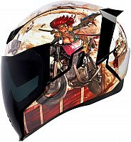 Icon Airflite Pleasuredome 3, integral helmet