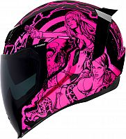 Icon Airflite Pleasuredome Redux, integral helmet