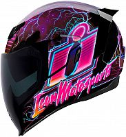 Icon Airflite Synthwave, integral helmet