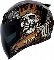 Icon Airflite Uncle Dave, integral helmet