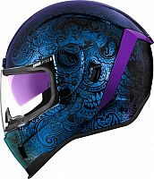 Icon Airform Chantilly Opal, integral helmet