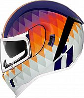 Icon Airform Hello Sunshine, integral helmet