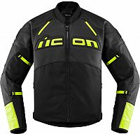 Icon Contra-2, leather-textile jacket