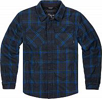 Icon Upstate Riding Flannel, textile jacket