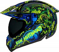 Icon Variant Pro Willy Pete, enduro helmet
