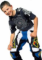 IXS Cremona, chest protector kids