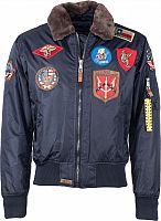 Top Gun Machine, textile jacket
