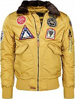 Top Gun Honey, textile jacket