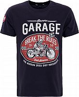 King Kerosin Garage, t-shirt
