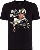 King Kerosin Gas & Glory, t-shirt