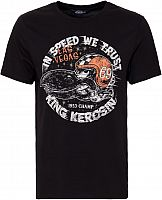 King Kerosin In Speed We Trust, t-shirt