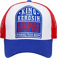 King Kerosin Legends, cap