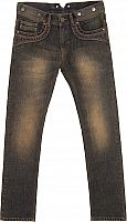 King Kerosin Robin Leather, jeans
