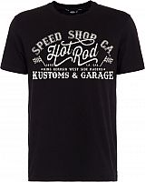 King Kerosin Speed Shop CA., t-shirt