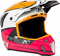 Klim F3 Bomber Rose S19, cross helmet