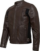 Knox Ford, leather jacket