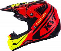 KYT Cross Over Ktime, cross helmet