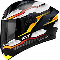 KYT NF-R Hexagon, integral helmet