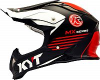 KYT Strike K-MX, cross helmet