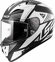 LS2 FF323 Arrow R Evo Neon, integral helmet