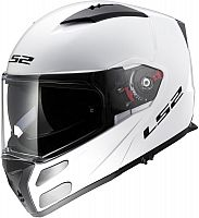 LS2 FF324 Metro Single Mono, flip-up helmet