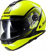 LS2 FF325 Strobe Civik, flip up helmet