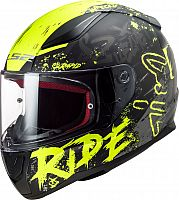 LS2 FF353 Rapid Naughty, integral helmet