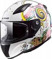LS2 FF353J Rapid Mini Crazy pop, integral helmet kids