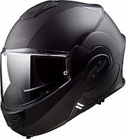 LS2 FF399 Valiant Noir, flip up helmet