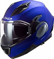 LS2 FF900 Valiant II Solid, flip-up helmet